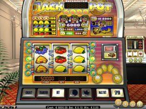 Jackpot 6000 screenshot